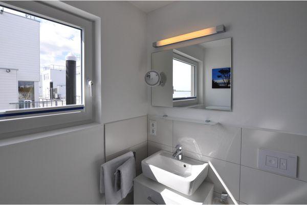 Hausboot  - Badezimmer