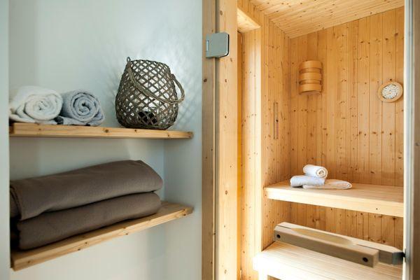 Lütthoorn  - Sauna