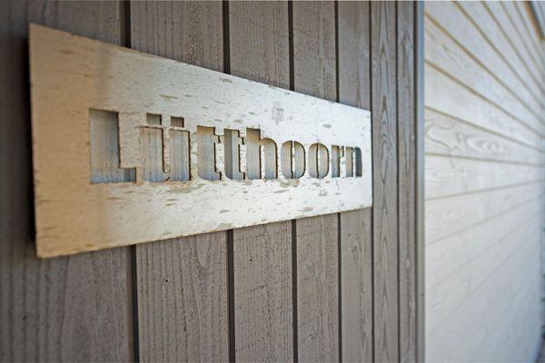 Lütthoorn  - Fassade / Eingang