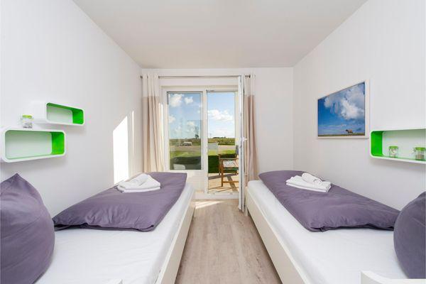 Wellentanz  - Schlafzimmer