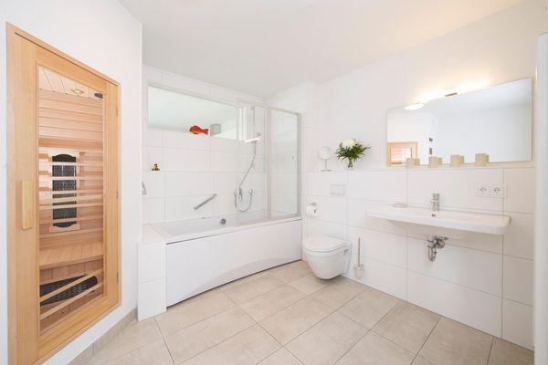 Wellentanz  - Badezimmer
