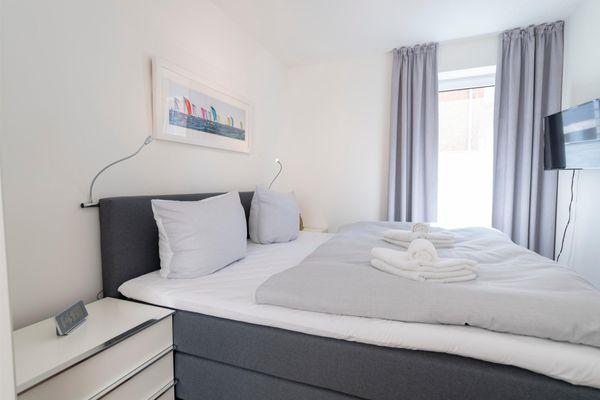 Hafenheimat  - Schlafzimmer