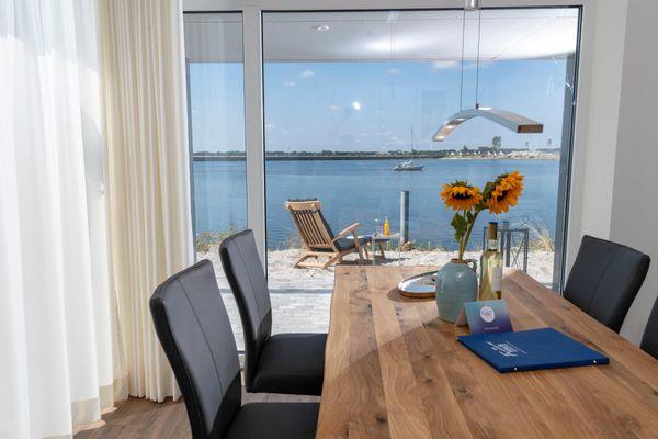 Hafenheimat  - Wohnzimmer