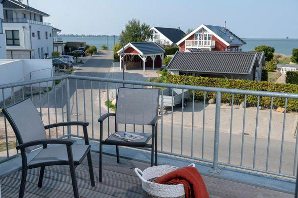 Sea Pearl  - Balkon