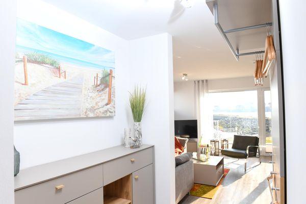 Sea Cloud 2  - Wohnzimmer