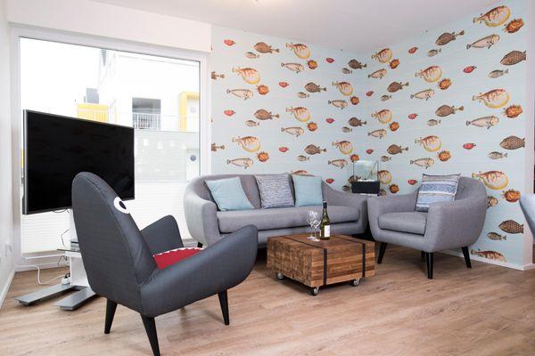 Fischermanns Freund  - Wohnzimmer