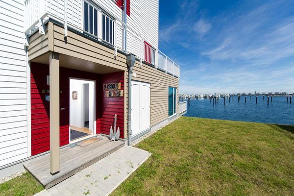 Harbour House  - Fassade / Eingang