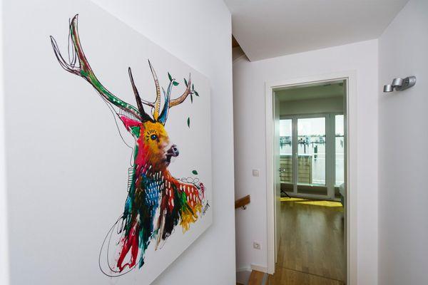 Harbour House  - Wohnzimmer