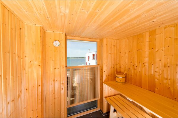 Harbour House  - Sauna