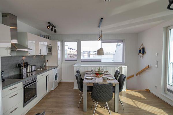 Am Pier  - Küche / Küchenzeile