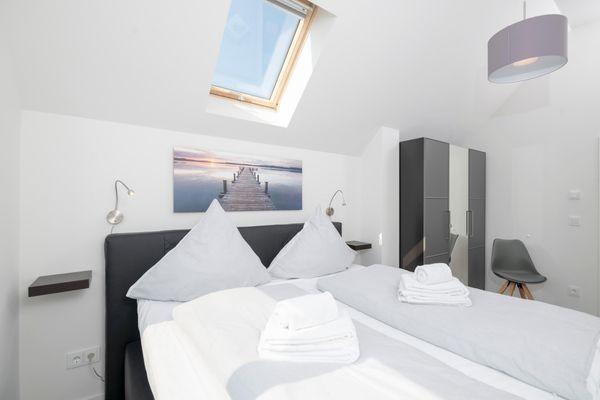 Lütte Brise  - Schlafzimmer