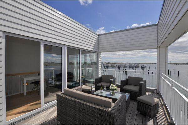 Nantucket  - Balkon