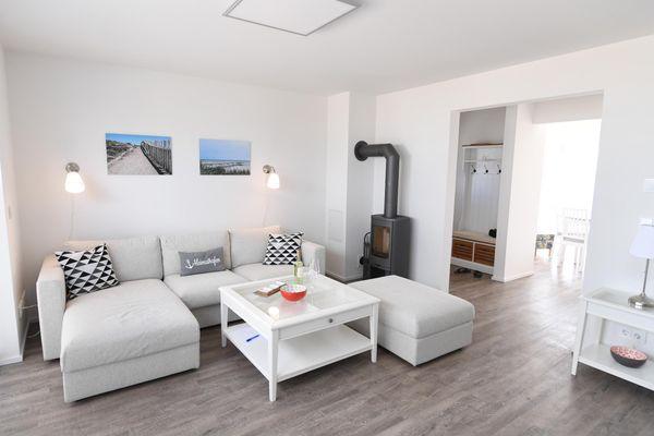 Ostseeflair  - Wohnzimmer