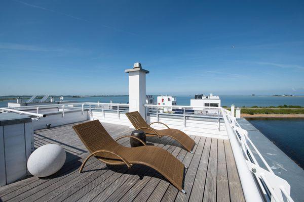 Küsten Lodge  - Terrasse