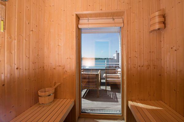 Küsten Lodge - Sauna