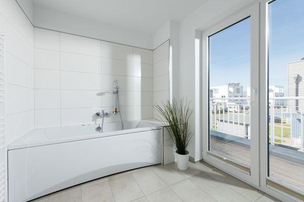Küsten Lodge  - Badezimmer