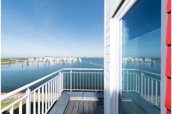 Küsten Lodge  - Balkon