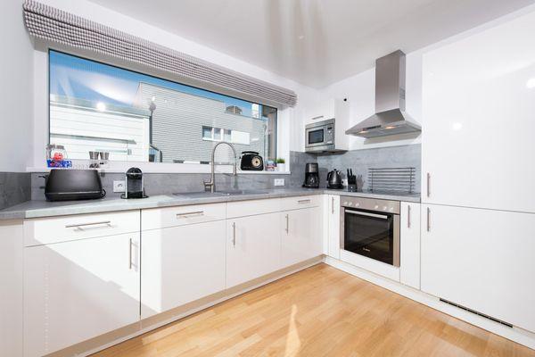 Küsten Lodge  - Küche / Küchenzeile