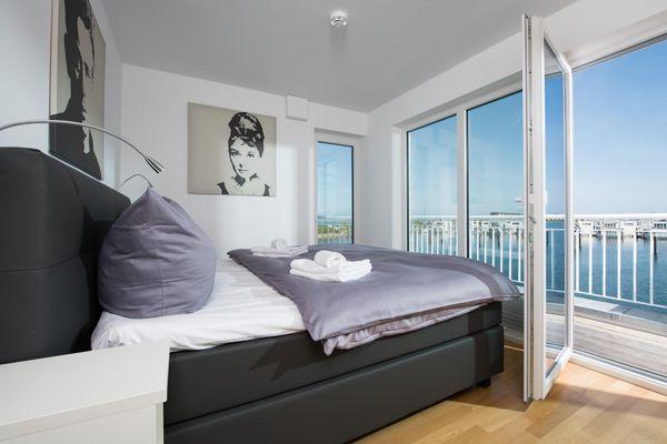 Küsten Lodge - Schlafzimmer