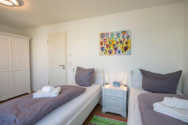 Kluntje  - Schlafzimmer