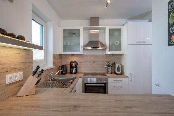 Kluntje  - Küche / Küchenzeile