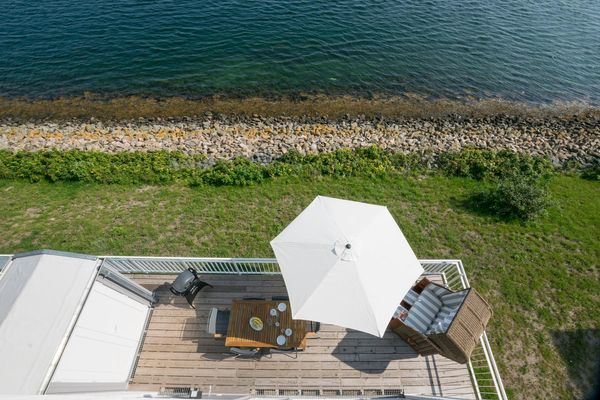 Süd-See-Seite  - Terrasse