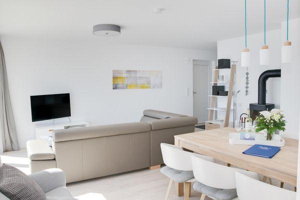 Süd-See-Seite  - Wohnzimmer
