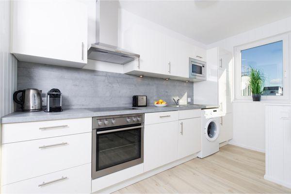 Biscaya  - Küche / Küchenzeile