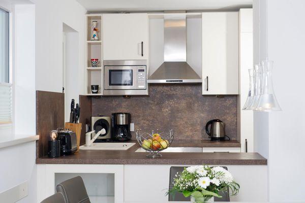 Villa Seensucht  - Küche / Küchenzeile