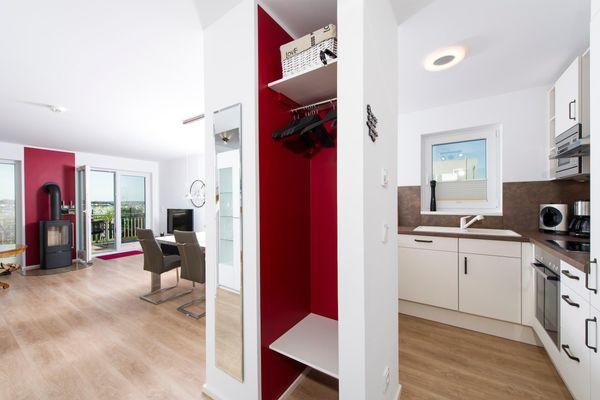 Villa Seensucht  - Wohnzimmer