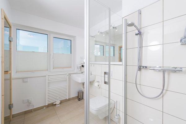 Villa Seensucht  - Badezimmer