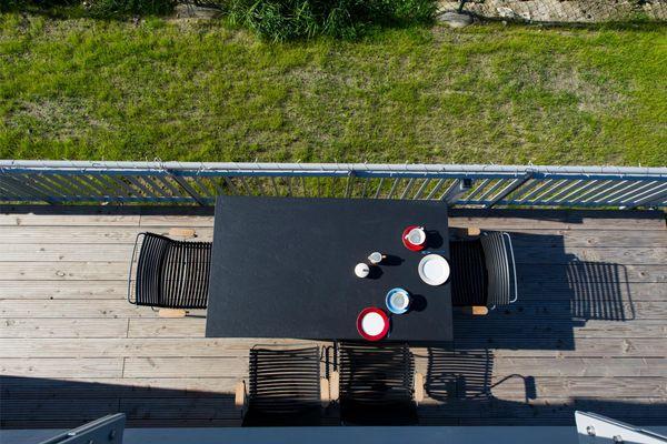 Villa Seensucht  - Terrasse