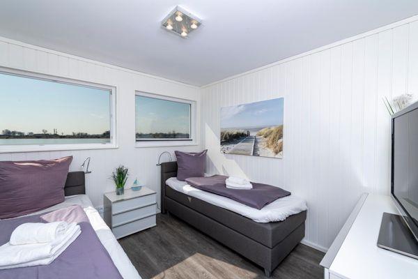 Haus im Meer  - Schlafzimmer