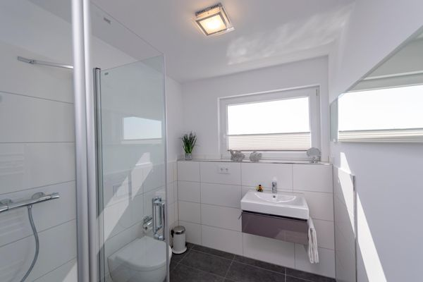 Haus im Meer  - Badezimmer