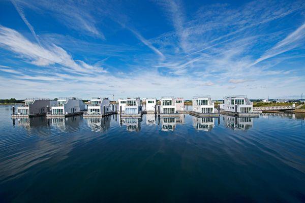 Haus im Meer  - Hauptansicht