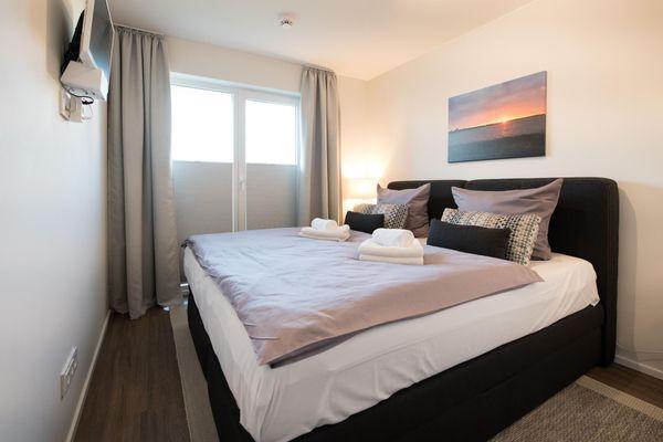 Long Island  - Schlafzimmer
