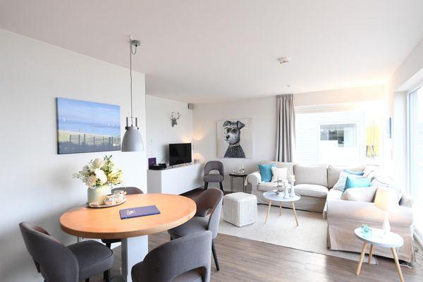 Long Island  - Wohnzimmer