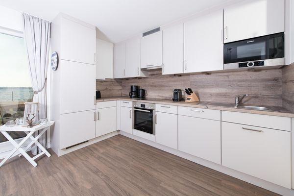 Long Island  - Küche / Küchenzeile