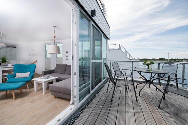Key West  - Balkon