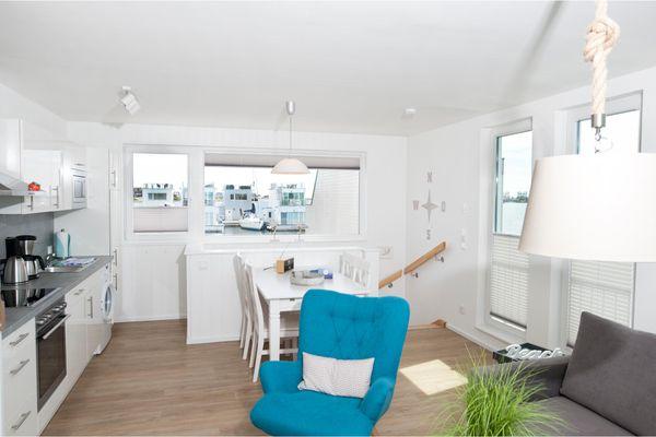 Key West  - Wohnzimmer