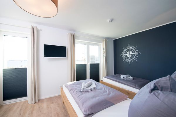 Schleiufer 54  - Schlafzimmer