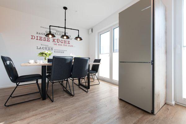 Hamptons Beach House  - Küche / Küchenzeile