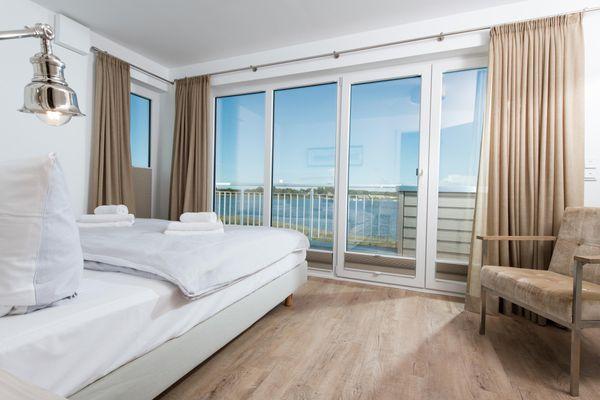 Hamptons Beach House - Schlafzimmer