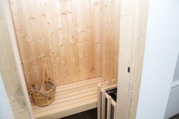 Achtern Schilf  - Sauna