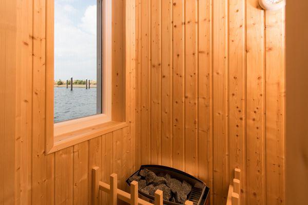 Sutsche  - Sauna