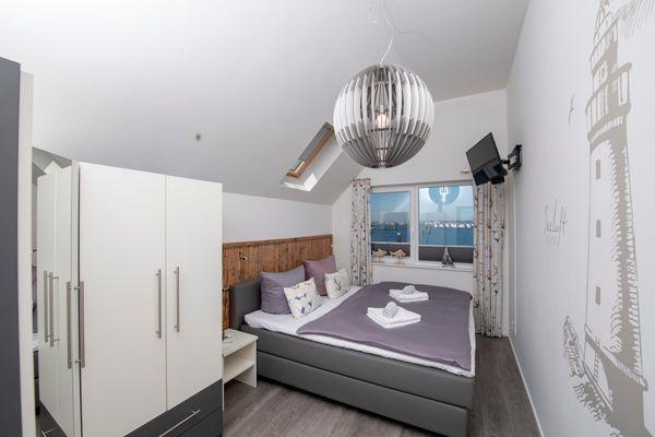 Hus Twustern  - Schlafzimmer