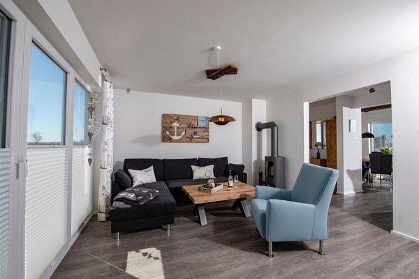 Hus Twustern  - Wohnzimmer