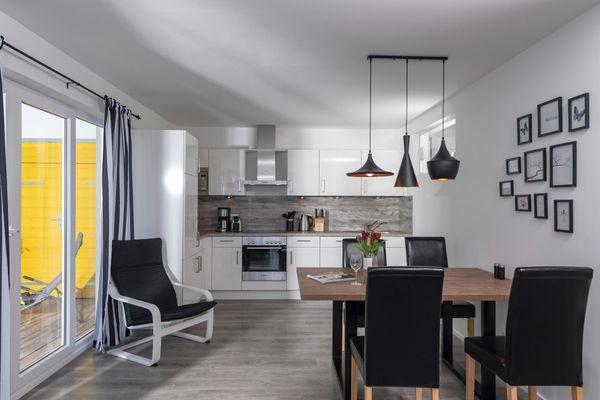 Uns Hüsung  - Küche / Küchenzeile