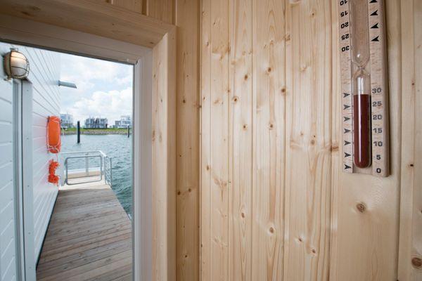 Bente  - Sauna