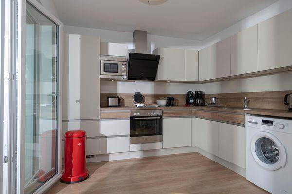 Strandelfe  - Küche / Küchenzeile